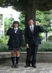 目黒高校制服